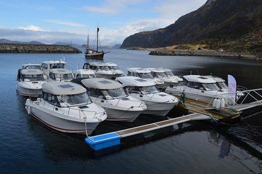 Beneteau Barracuda Tour Norge 2019