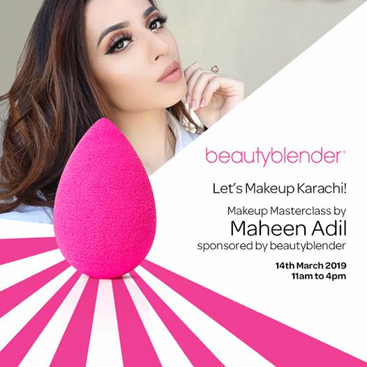 Makeup Masterclass Karachi at Karachi, Pakistan, Karachi