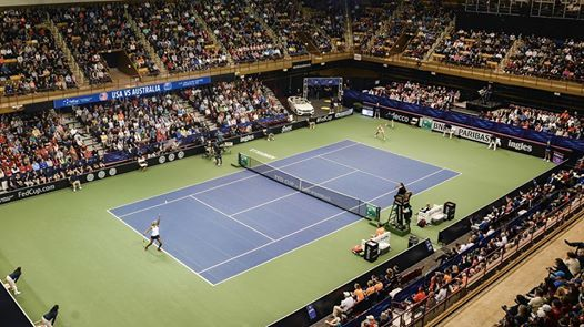 Fed Cup by BNP Paribas USA v Australia - SUNDAY