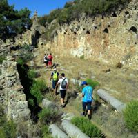 Alanya Syedra Castle &amp Cebeli Mountain