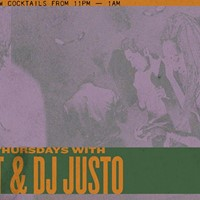 Kilo Lounge Thursdays with Andrew T and DJ Justo