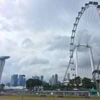17th THS Beach Clean - Kallang Riverside at Singapore Flyer