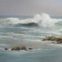Paint a Seascape in Pastels with Penny Steynor