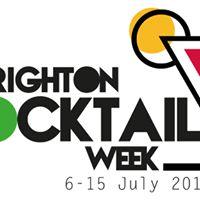 Brighton Cocktail Week Wristbands 2018