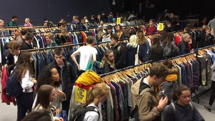 Leeds Vintage Clothing Sale at Beckett SU