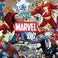 Hashtag Quiz Does Marvel Vs DC - Widecombe Fair