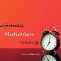 Weekly Mindfulness &amp Meditation Group
