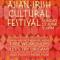 The AsianIrish Cultural Festival Bray. 2017