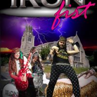 IRON FIST live at The 10th Sutton Beer Festival
