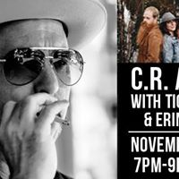 C.R. Avery with Tiger Moon &amp Erin Scott