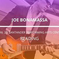 Joe Bonamassa in Reading