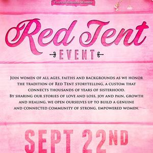 Red Tent Storytelling