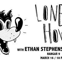 LONE HOWL w Ethan Stephenson Band at Hangar 9