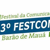 Festival da Comunicao do Centro Universitrio Baro de Mau
