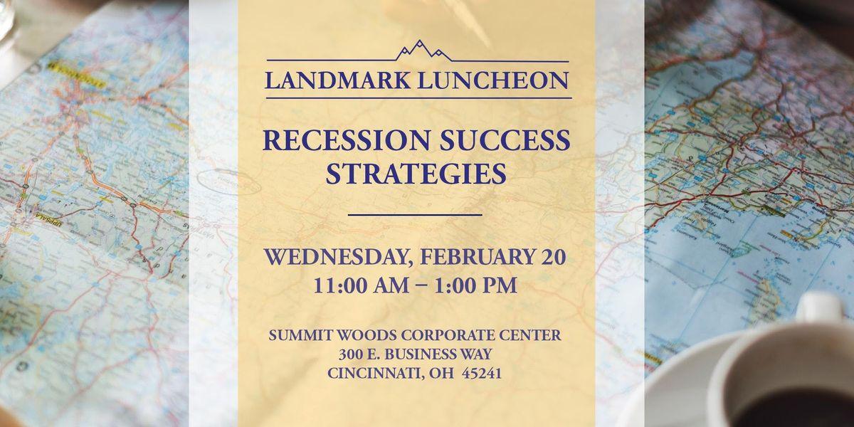 Navigating for Success Recession Success Strategies