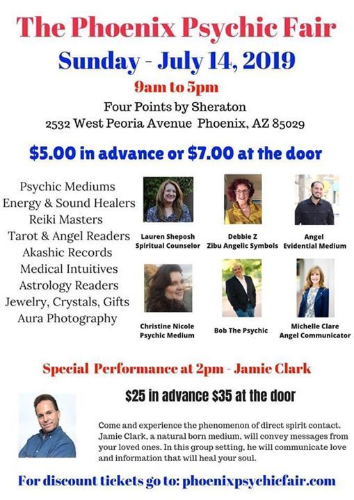 Phoenix Psychic Fair 2020.Gemstones Events In Glendale Today And Upcoming Gemstones