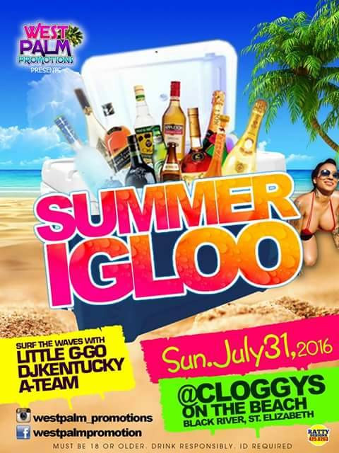 Montego bay igloo beach party - 1 4