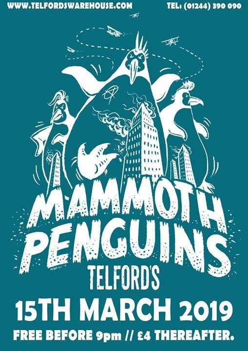 Mammoth Penguins