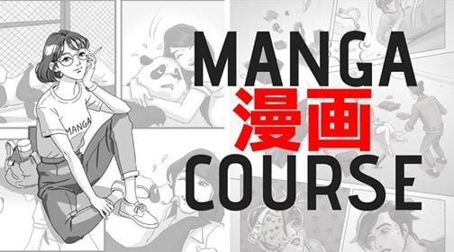 Manga Course starting 25th July 2018
