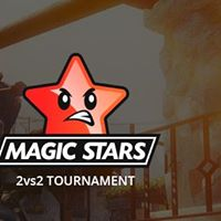2vs2 Tournament - Magic Stars - Start To Play 2017