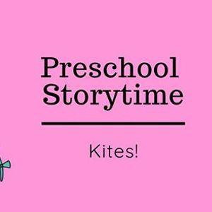 Preschool Storytime - Kites