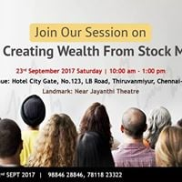 Art of Creating Wealth From Stock Market