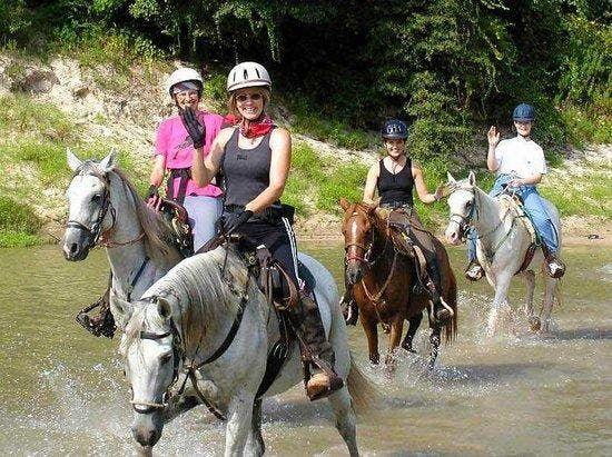 Fort Gordon Military Spouse Appreciation Week - Horseback Riding
