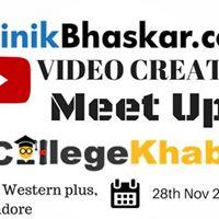 Video Creators &amp Youtubers Meetup