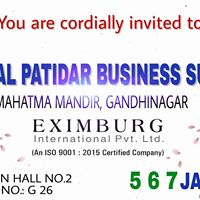 GLOBAL PATIDAR BUSINESS SUMMIT