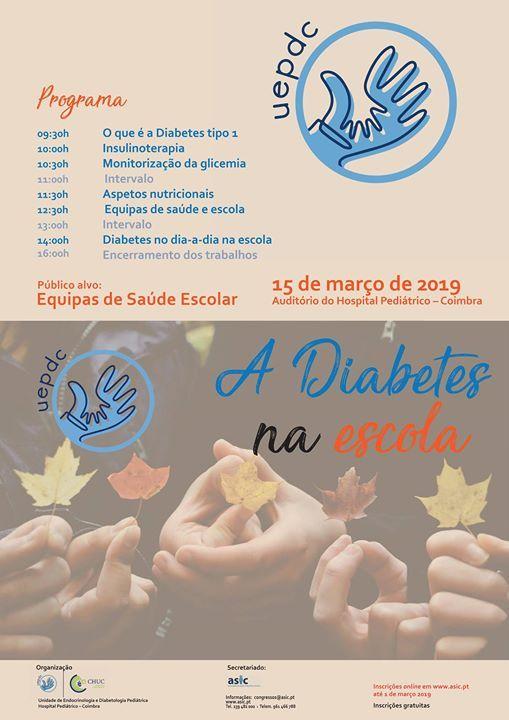 A Diabetes na Escola
