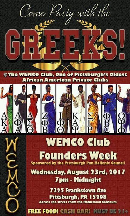WEMCO Founders Week