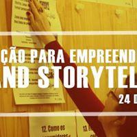 Inovao para Empreendedores  Brand Storytelling