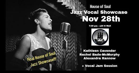 Jazz Vocal Showcase at House O...