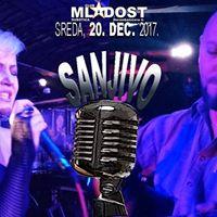 Sanjivo live at Club Mladost
