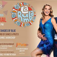 La Rumba ShadesOfBlue - Furors Friday Salsa Social