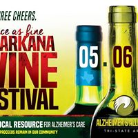 3rd Annual Twice as Fine Texarkana Wine Festival