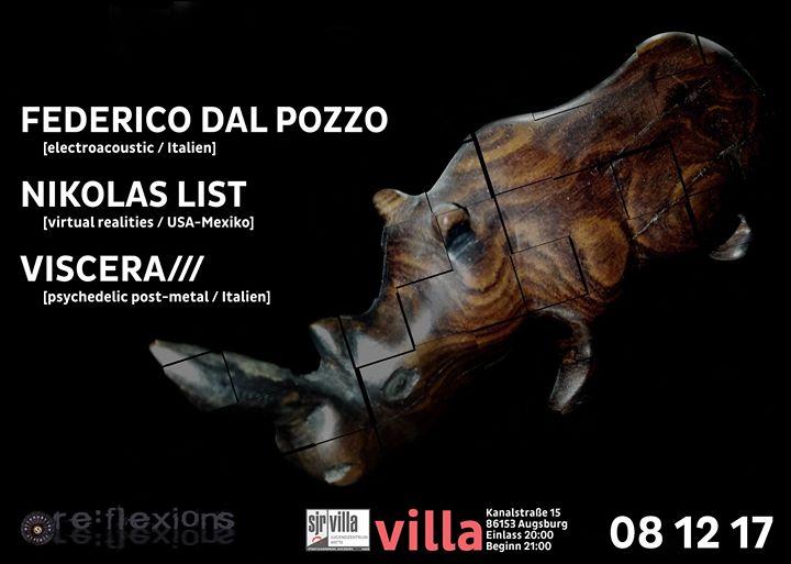 Federico Dal Pozzo & Nikolas List & Viscera