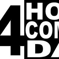 24-Hour Comic Day