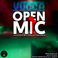 Monday Night OPEN - MiC at Yucca Tap Room