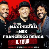 Max Nek Renga - Reggio Calabria