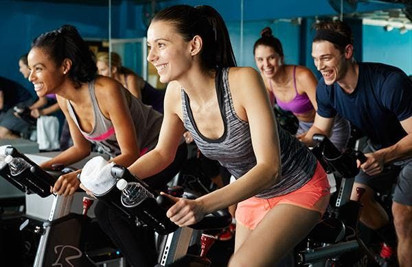 March 17th Fill the Room Spin Class