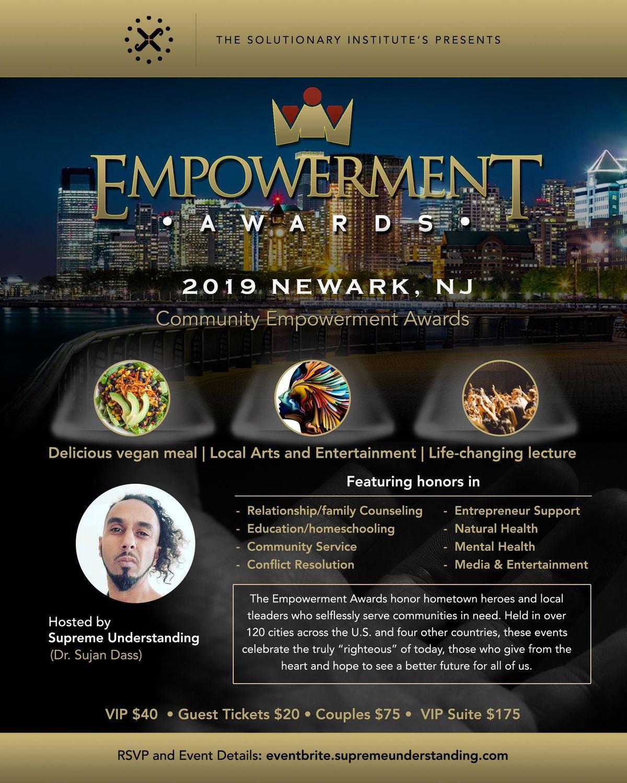 2019 Cleveland Community Empowerment Awards