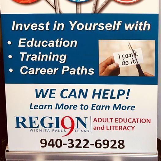 High School Equivalency Prep Orientation Wichita County