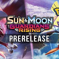 PKM Guardians Rising Prerelease