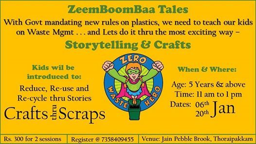 Storytelling & Crafts