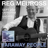 Reg Meuross plays Cross Folk Sheffield