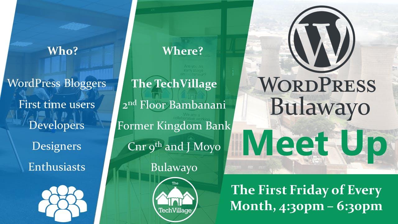 WordPress Bulawayo Meetup