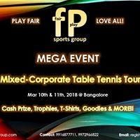 FAIR PLAY - MEGA TT Event