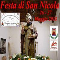 Festa di San Nicola 2018
