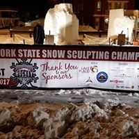 NYS Snow Sculpting Championships 2018
